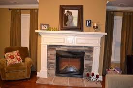 fireplace paint ideasChristmas fireplaces paint fireplace mantel ideas color painting