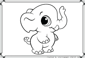 free baby elephant coloring pages elephant coloring pages to print free printable elephant and coloring pages free elephant coloring pages luxury free