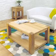 aston solid oak hidden. Aston Oak Coffee Table Medium - LM Furnishings Solid Hidden