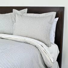 ticking duvet cover ticking stripe comforter best bedding images on red ticking duvet cover ticking stripe
