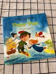 Nơi bán Truyện Cổ Tích Nổi Tiếng Song Ngữ Việt Anh: Anh Peter Pan (Tái Bản  2018) - Giá Từ 23.900đ