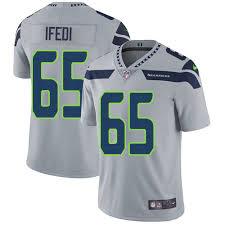 Alternate Seahawks Seattle Jersey Green