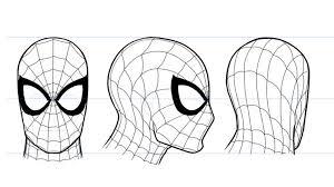 特殊 スパイダーマン イラスト 簡単 ベスト キャラクター 壁紙