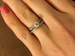 Engagement Ring Vs Wedding Ring Whats The Difference Engagement