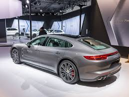 2018 porsche executive. Brilliant 2018 Porscheu0027s Latest Iteration Of Rear Seat Entertainment That Features  Dual 101inch Screens In The Backs Front Buckets The Are Detachable And 2018 Porsche Executive S
