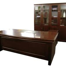 timber office desks. Timber Office Desks. Corner Shaped Desk Hutch Black Cherry Open Shelves Wooden Desks A