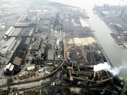 gary works steel mill a steelworker was killed at u s steels gary works plant