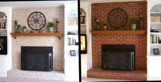 painted brick fireplace white paint brick fireplace white luxury best home fireplace images on of awesome