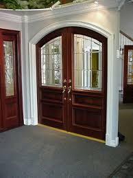 arched double front doors. Interesting Arched Beveled Glass Double Arched Doors Intended Front D