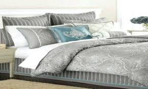 chevron bedding turquoise full