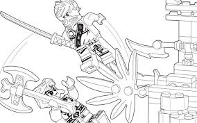 Small Picture Lego Ninjago Coloring Pages Jay Pagegif Coloring Page mosatt