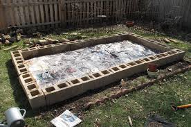 Small Picture Backyard planter ideas