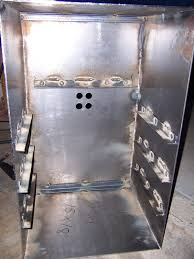 home built insulated cabinet smokers smoking meat forums