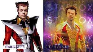 The eternals is a great story, other people rate as outdated, but unfortunately i am not aware of that many titles that can change your perception of the worl. Is Harry Styles Joining Marvel Cinematic Universe For The Eternals