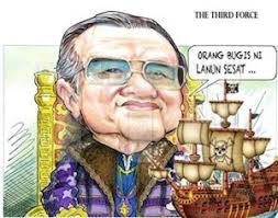 Image result for Dr. Mahathir Mohamad CARTOON