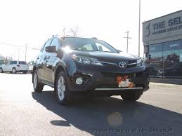 2014 Used Toyota RAV4 XLE-AWD W/SUNROOF & BACK UP CAMERA at The ...