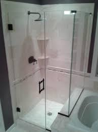 frameless shower door new jersey