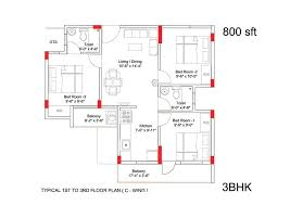 800 sq ft house plans south indian style east facing new for in full size
