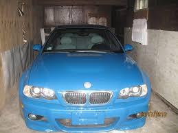Barn Find - 2001 BMW M3 E46 in Laguna Seca Blue