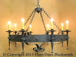 wrought iron chandeliers custom wrought iron chandeliers blacksmith inc wrought iron chandelier with swarovski crystal