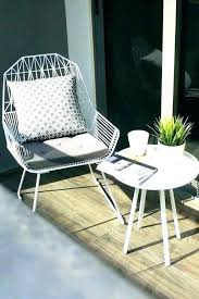 patio furniture for small spaces. Small Space Patio Set Furniture Outdoor For  Spaces Porch Fresh . C