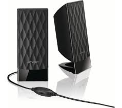 speakers pc. advent asp20bk15 2.0 pc speakers pc a
