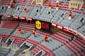 Ohio State University Horseshoe Stadium Seating Chart Scientist Builds Lego Ohio Stadium Sells Seats To Benefit