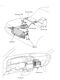 1989 toyota pickup coolant hose diagram images gallery