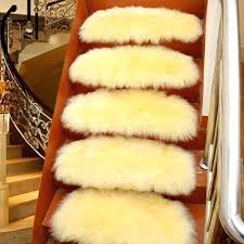 wool stair treads nice stair tread rugs braided wool stair treads