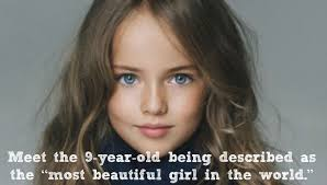 kristina pimenova is the most beautiful in the world youngest supermodel you