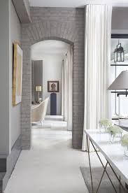 painting brick interior walls painted 4 best photo how pertaining to paint wall plan 17