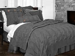 charcoal grey bedding. Beautiful Charcoal Sinclair Charcoal Grey By Alamode Home With Bedding L