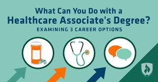 What Can You Do With A Healthcare Associates Degree Examining 3