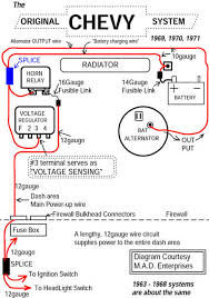 starter wiring diagram chevy 305 wiring diagrams and schematics wires to starter alternator gbodyforum 39 78 88 general