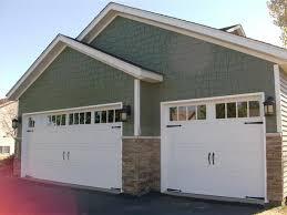 garage door wrapsBrian H  Farmington MN  Roofing Garage Door Wraps Fascia