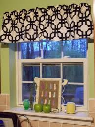 awesome kitchen window valance ideas the new way home decor easy ideas of diy kitchen window valances