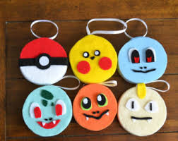 Pokemon Christmas Ornaments Pokemon Ornament Christmas