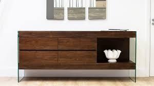 aria dark wood sideboard