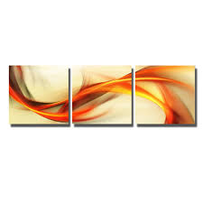 Small Picture Abstract design canvas fabric wall art painting for home sense