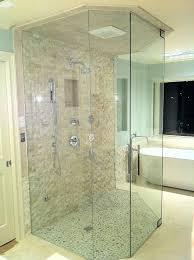 Office glass door glazed Walls California Glazed Shower Custom Accents Inc Baton Rouge La California Glazed Shower Custom Accents Inc Office Photo
