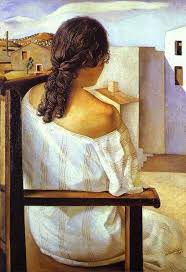 a few unexpected portraits of women by spanish painter savadore dali 1904 1989