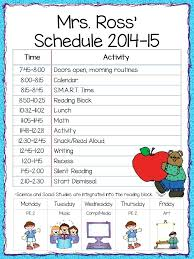 Teacher Daily Schedule Template Free Daily Schedule Cards Free Classroom Daily Schedule Classroom