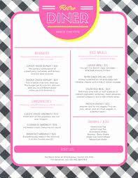 Catering Menu Templates Free Catering Menu Template Free Lovely Printable Free Menu Templates For