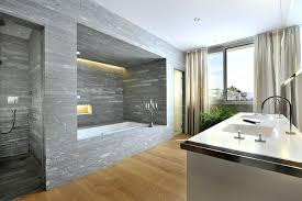 master bath decor ideas master bathroom design with wooden tile wall decor idea contemporary bathroom decoration
