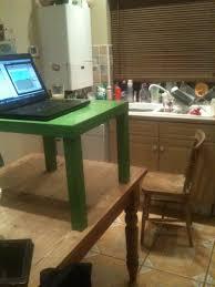 dyi standing desks