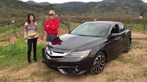 2016 Acura ILX : His Turn - Her Turn Expert Car Review - YouTube