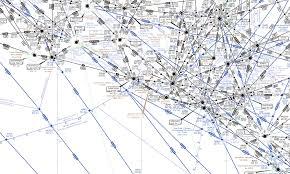 Air Navigation Charts Europe Caribbean High Enroute Charts Rocketroute