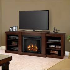 electric fireplace tv stand costco