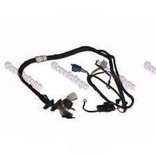 royal enfield thunderbird e s r h twinspark main wiring harness royal enfield thunderbird 350cc k s 521004f l h main wiring harness 147256