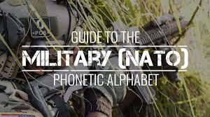 1,131 likes · 6 talking about this. The Military Phonetic Alphabet Youtube